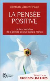La pensée positive - Couverture - Format classique