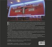 Rytmann, l'aventure d'un exploitant de cinémas à Montparnasse - 4ème de couverture - Format classique