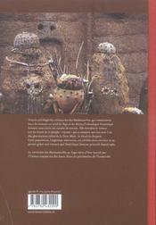 Batammariba, Le Peuple Voyant - 4ème de couverture - Format classique