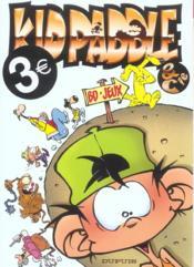 Kid Paddle - Couverture - Format classique