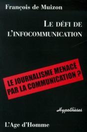 L'Infocommunication - Couverture - Format classique