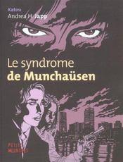 Syndrome de munchausen (le) - Intérieur - Format classique