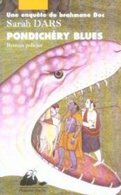 Pondichery blues - Couverture - Format classique