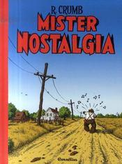 Mister Nostalgia - Intérieur - Format classique