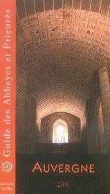 Guide des abbayes et prieurés en Auvergne - Intérieur - Format classique