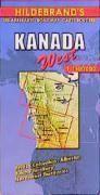 Canada Ouest - Couverture - Format classique