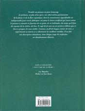 Pecher Aux Leurres Artificiels - 4ème de couverture - Format classique