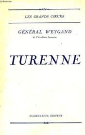 Turenne. - Couverture - Format classique