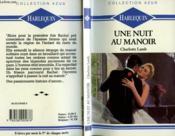 Une Nuit Au Manoir - Out Of Control - Couverture - Format classique