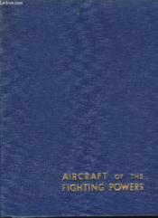 Aircraft Of The Fichting Power - Vol Vi - Couverture - Format classique