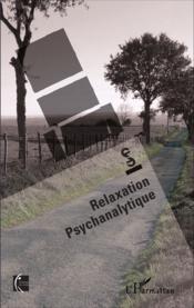 Rêverie, relaxation psychanalytique - Couverture - Format classique