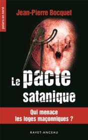 Le pacte satanique - Couverture - Format classique