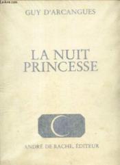 La Nuit Princesse - Couverture - Format classique