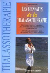 Les Bienfaits De La Thalassotherapie - Intérieur - Format classique