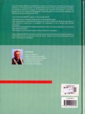 Atlas d'histologie ; cytologie, histologie, anatomie microscopique - 4ème de couverture - Format classique