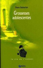 Grossesses Adolescentes - Intérieur - Format classique