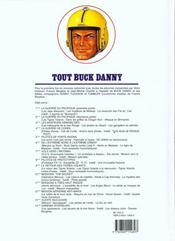 Tout Buck Danny ; INTEGRALE VOL.10 ; T.29 A T.33 ; missions « top secret » - 4ème de couverture - Format classique