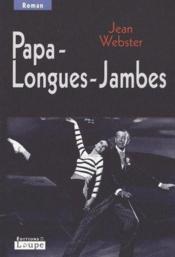 Papa-longues-jambes - Couverture - Format classique