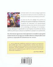 Les fondamentaux du cyclisme ; compétition, cyclosport, cyclotourisme - 4ème de couverture - Format classique