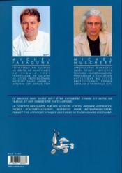 Modules de technologie culinaire t.2 ; CAP ; livre de l'élève - 4ème de couverture - Format classique