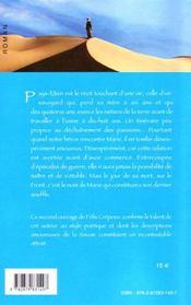 Pays-mien - 4ème de couverture - Format classique