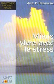 Mieux vivre avec le stress livre seul - Intérieur - Format classique