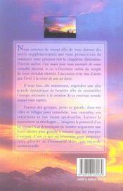 Telos t.3 ; protocoles pour la cinquième dimension - 4ème de couverture - Format classique