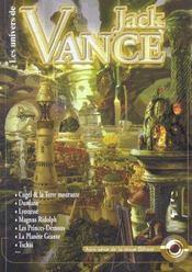REVUE BIFROST ; les univers de Jack Vance - Intérieur - Format classique