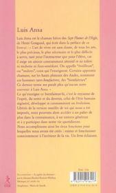 Quatrieme royaume (le) ne - 4ème de couverture - Format classique