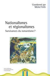 Nationalismes et régionalismes ; survivances du romantisme ? - Intérieur - Format classique