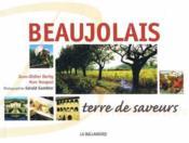 Beaujolais ; terre de saveurs - Couverture - Format classique