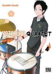 Yozakura quartet t.4 - Couverture - Format classique