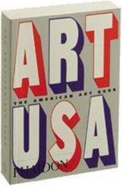 The American Art Book - Couverture - Format classique