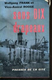 Sous Dix Drapeaux - Couverture - Format classique