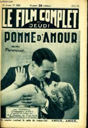 Le Film Complet Du Jeudi N° 1252 - 11e Annee - Pomme D'Amour - Couverture - Format classique