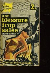 Une Blessure Trop Salee - The Big Bite - Couverture - Format classique