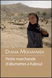 Petite marchande d'allumettes à Kaboul - Couverture - Format classique