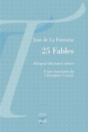 25 fables - Couverture - Format classique