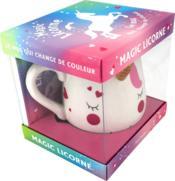Coffret mug magique licorne - Couverture - Format classique