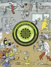 Échappe-toi ; le laboratoire zombies - Couverture - Format classique