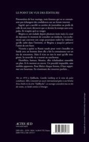 Femmes sans merci - 4ème de couverture - Format classique