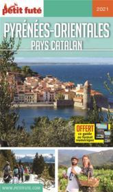 Pyrénées orientales, Pays catalan (édition 2021) - Couverture - Format classique