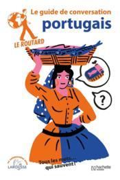 Le routard ; le guide de conversation portugais - Couverture - Format classique