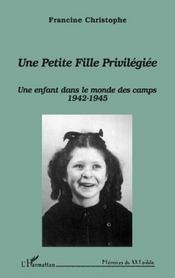 Une petite fille privilégiée - Intérieur - Format classique