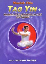 Tao yin - Intérieur - Format classique