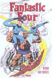 Best of Marvel t.5 ; Fantastic Four, retour aux sources - Intérieur - Format classique