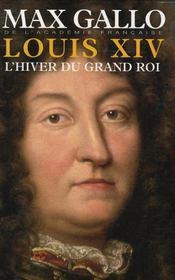 Coffret 2 volumes louis xiv le roi-soleil l'hiver du grand roi - 4ème de couverture - Format classique