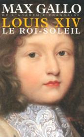 Coffret 2 volumes louis xiv le roi-soleil l'hiver du grand roi - Couverture - Format classique