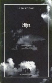 Hijra - Couverture - Format classique