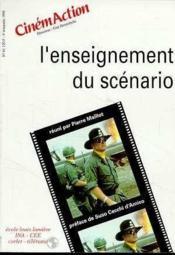 CINEMACTION N.61 ; l'enseignement du scénario - Couverture - Format classique